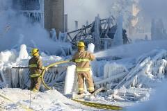 Société : Canada: Fin des recherches après l\'incendie d\'une maison ...