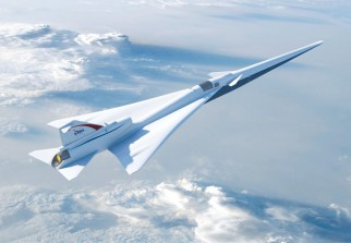 Societe Etats Unis Le Nouvel Avion De La Nasa Devra Passer