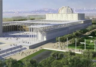 Place des martyrs alger algérie arte charpentier architectes