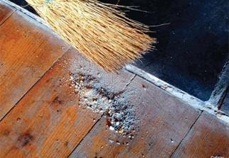 Sant ob sit infantile attention la poussi re - Poussiere dans la maison ...